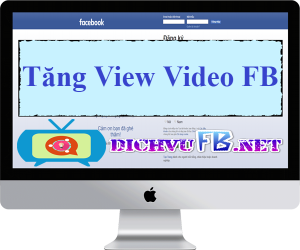 Tăng View Video Facebook